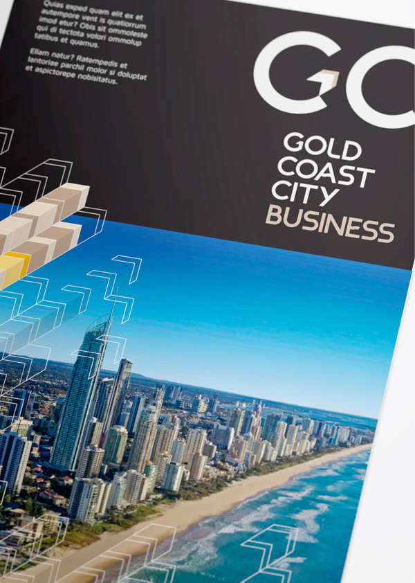 Gold Coast City Brand concept no.2