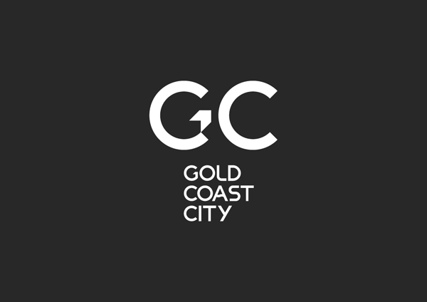 Gold Coast logo concept two color