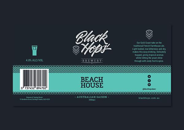 Black Hops Brewery