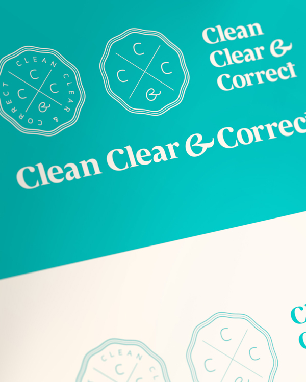 Clean Clear and Correct
