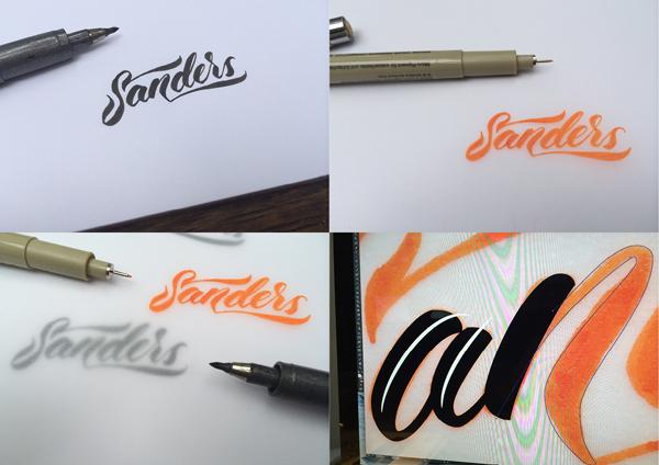 sanders-logo-concept