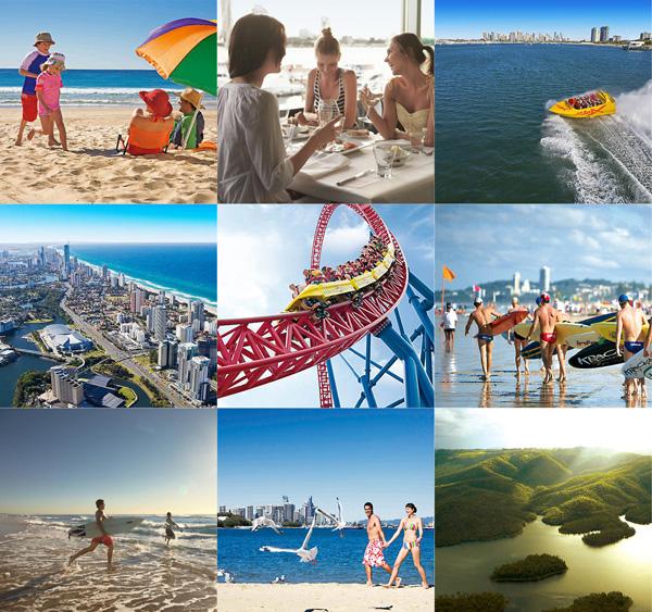 Gold Coast City Brand concept no.1