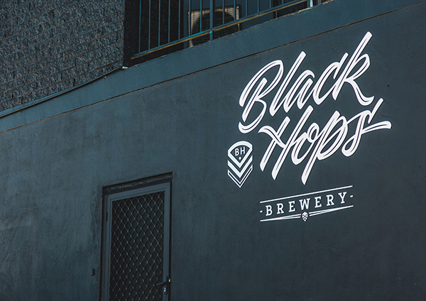Black Hops Brewery